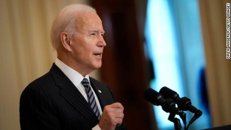 30 questions for Biden's first press conference
