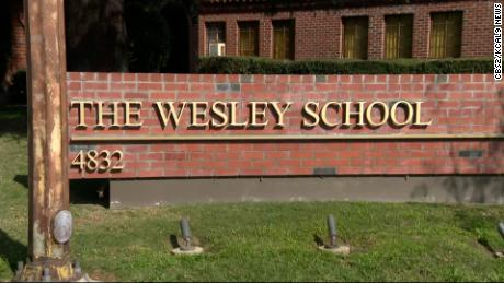 Teachers at a Los Angeles private school got Covid-19 vaccines -- even though they weren't eligible under county guidelines