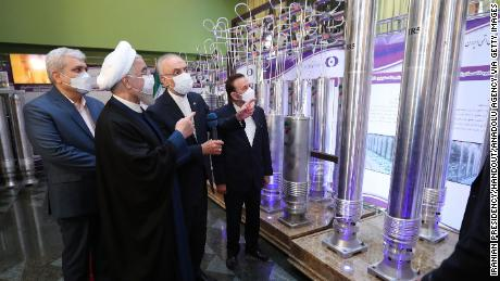 Tehran says it will ramp up uranium enrichment levels following apparent attack on Iranian nuclear facility
