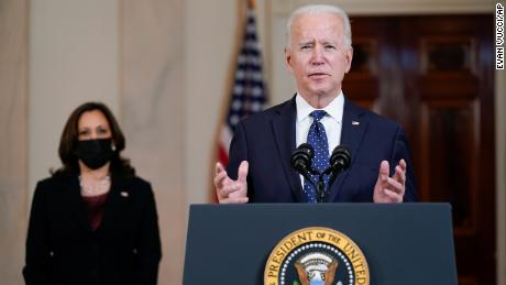 As 100 days mark approaches, Biden must consider how he moves forward on racial justice