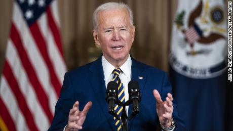 Biden says 'America Is Back,' but 'America First' has haunted his first 100 days