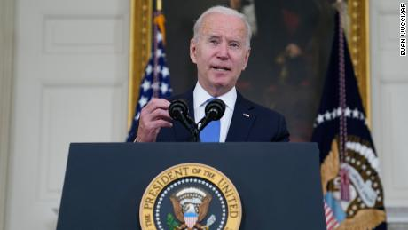 Biden strikes a blow for fairness in sharing vaccine knowledge