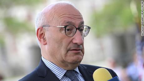 France recalls its ambassadors to the US and Australia over new national security partnership